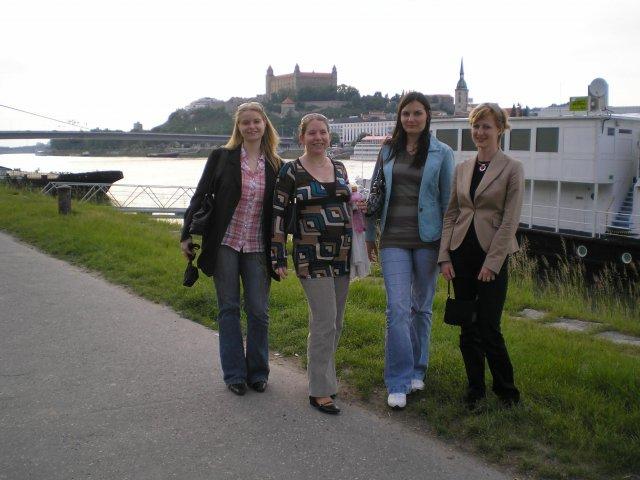 Júnovky - krasky pri Dunaji :-)