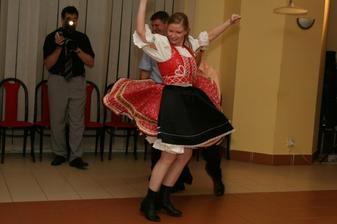 tancuje so mnou šarkaň chlop