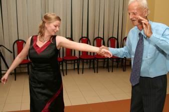 najväčší tanečník :-)