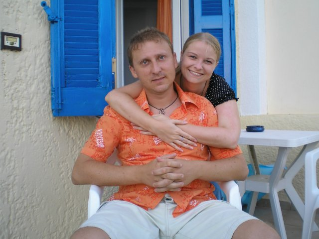Monika{{_AND_}}Marek - svad.cesta: grecky Samos