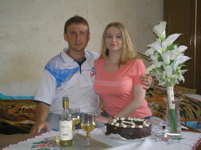Monika{{_AND_}}Marek - a takto sme oslavili nase 1. vyrocie svadby