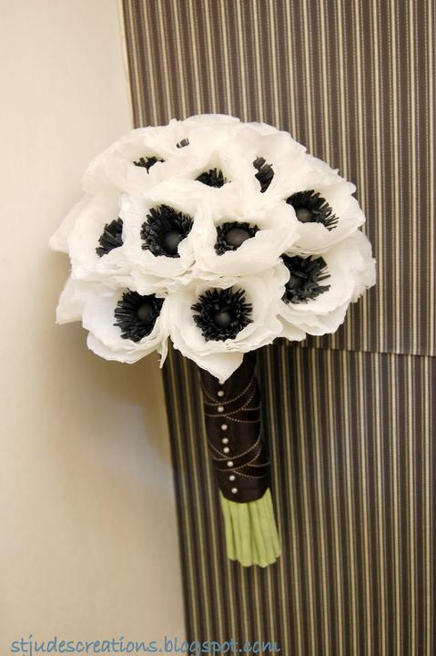 Papierové kytice :) - Obrázok č. 1