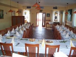 místo pro hostinu