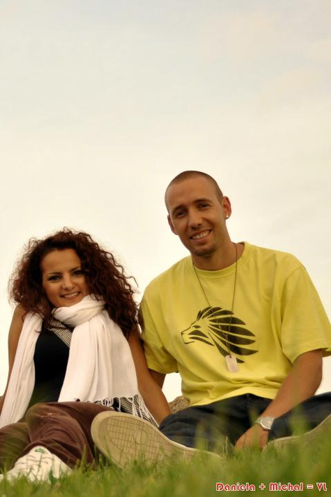 D + M - happy couple :)))
