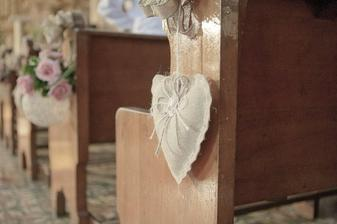 levandula a srdiecka do kostola