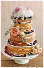 Dulce de Leche krasna svadobna torta keby sa da vratit cas tak by som ju chcela krajat aj na svojej svadbe <3