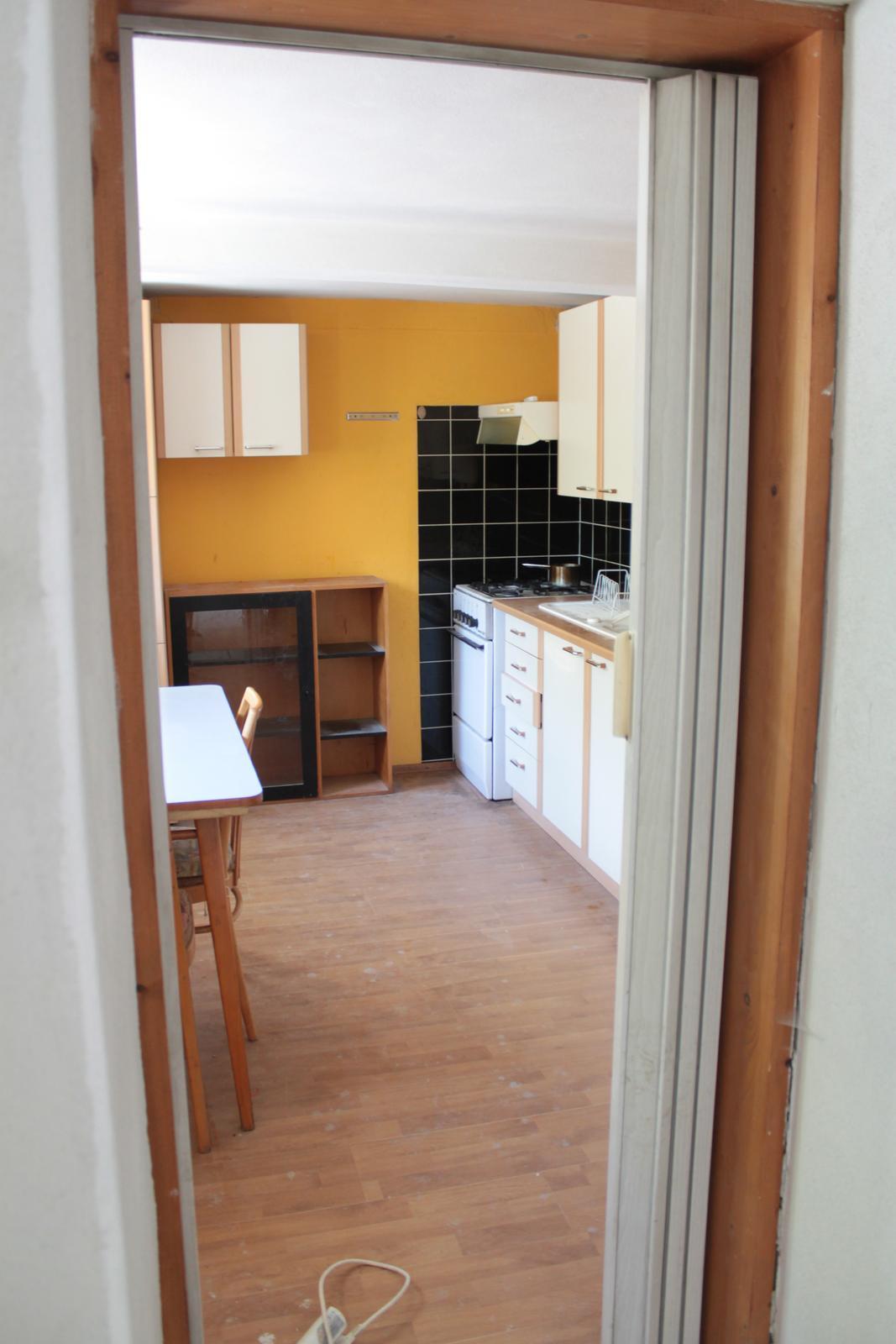 Naša rekonštrukcia - po obývačke prišla na rad kuchyňa