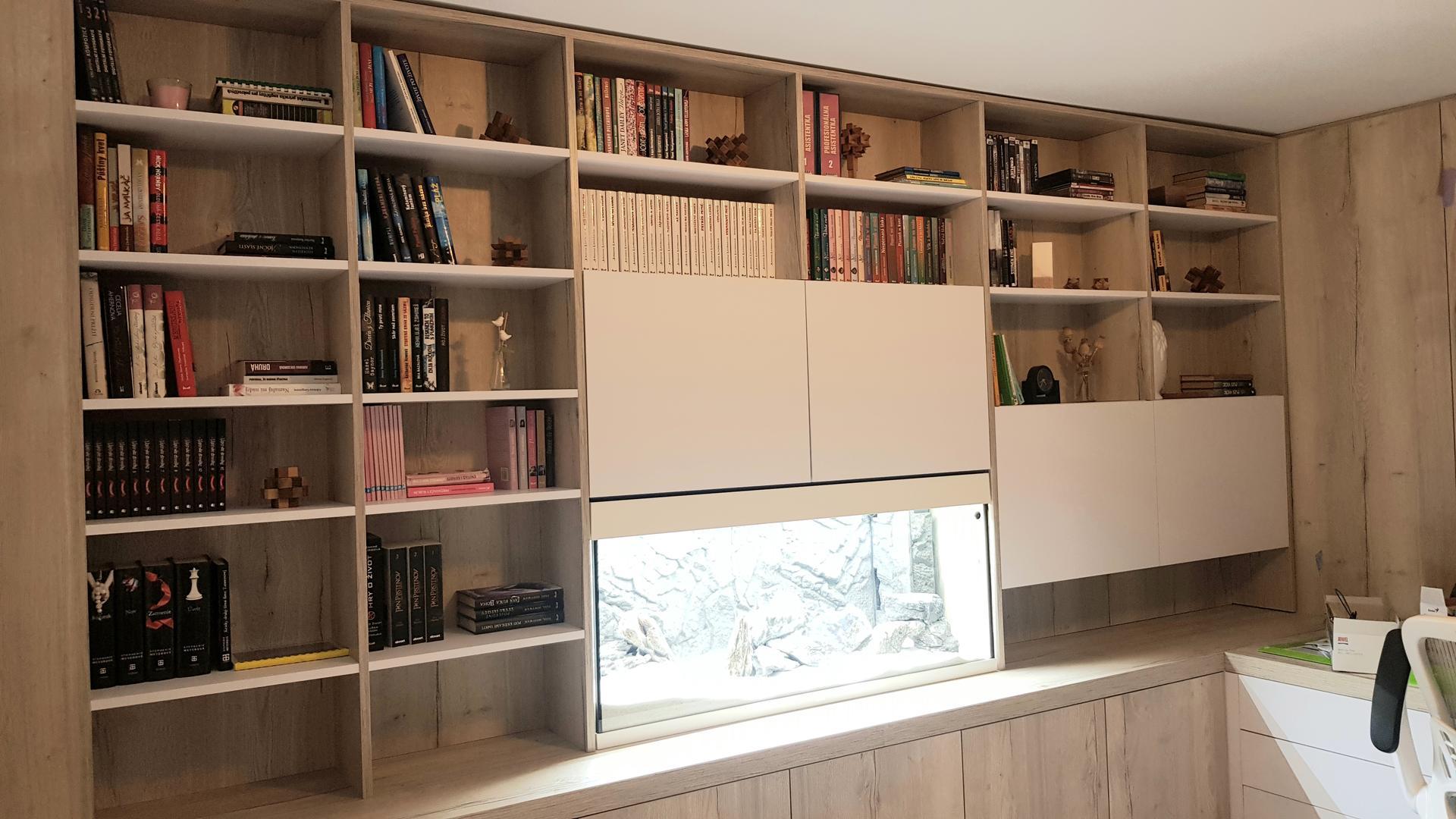 Naša rekonštrukcia - knihy zabyvané