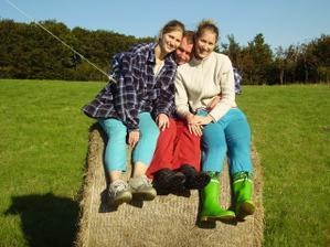 my tři:) - Bouřňák 9/2006