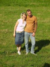 my dva :) - Hoštka 9/2006