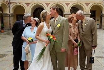 rodičovská pusa