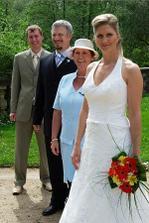 nevěsty rodinka
