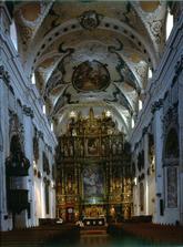 katedrála zvnútra