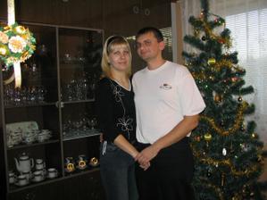 Naše posledné slobodné Vianoce, 5 mesiacov pred svadbou