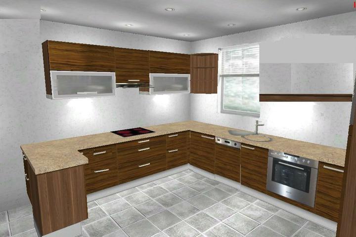 Nová kuchyňa objednaná - realita vs vizualizacia - nakoniec som sa rozhodla pre supliky