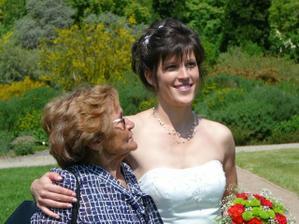 s babičkou na Hlavní louce