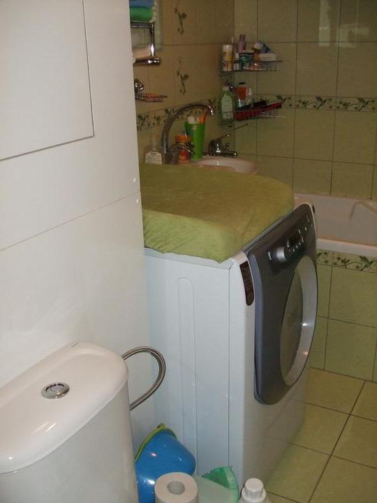Takto ešte bývame kým bude domček :D - Obrázok č. 55