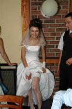 co by to bylo za nevěstu bez podvazku