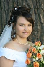 portrét nevěsty