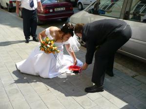 první miláčkova dřina :-)