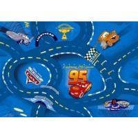 Dětský koberec - World of Cars