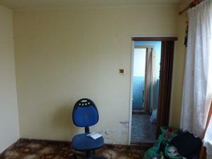 ložnice a druhá koupelna