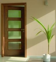 interiérové dveře Sapeli swing