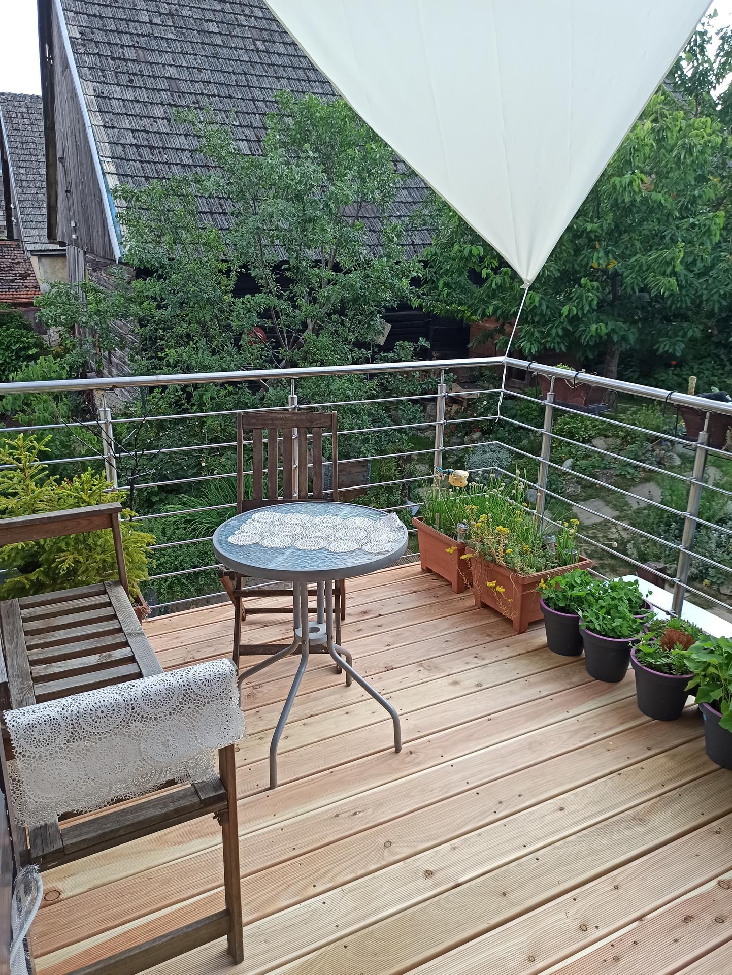 Drevená terasa - Obrázok č. 3