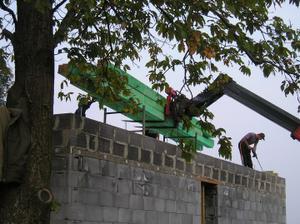 chalosi zacinaju s krovom