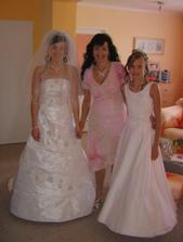 Moje sestřička a neteř...