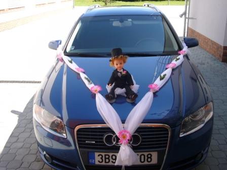 Auto mého milovaného...