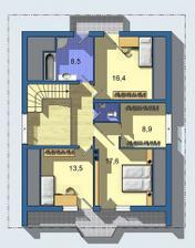 134 poschodie