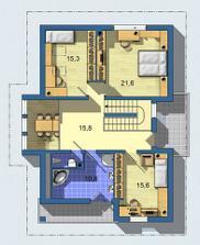 208 poschodie