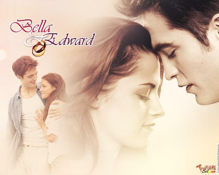 Bella & Edward - krasne