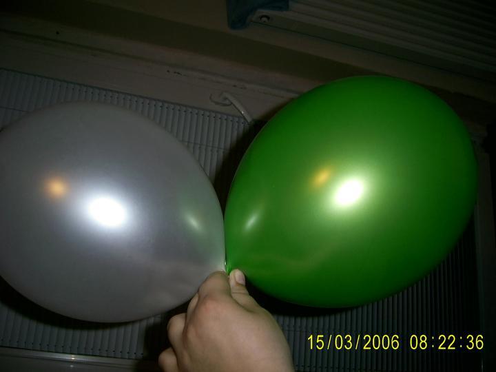 Co uz mame:o) - baloniky