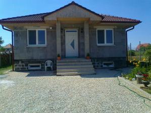 náš nový domček Bungalov 667