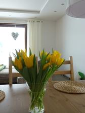 miluju tulipány