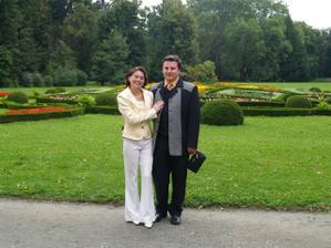 budoucí novomanželé...actu foto:-)