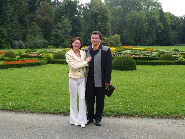 16.9.2006 - budoucí novomanželé...actu foto:-)
