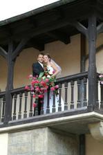 Balkonová scéna:-)