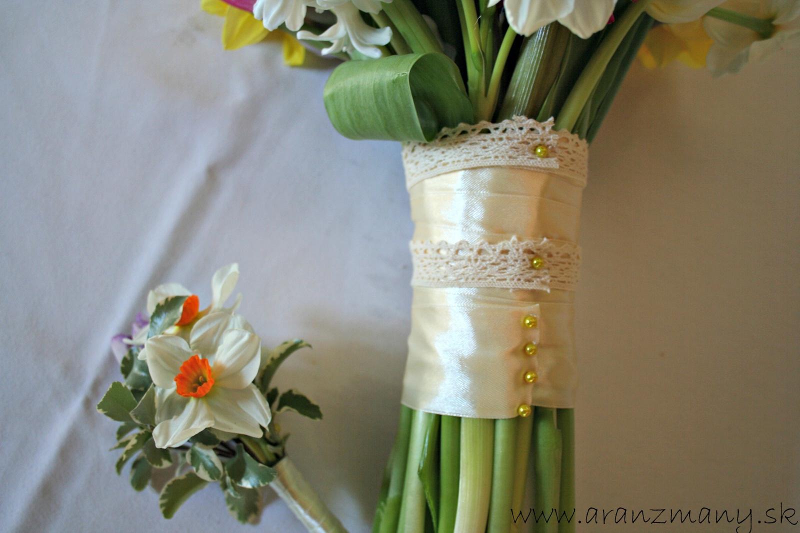Jarná svadba-Hotel Hradná Brána - Obrázok č. 2
