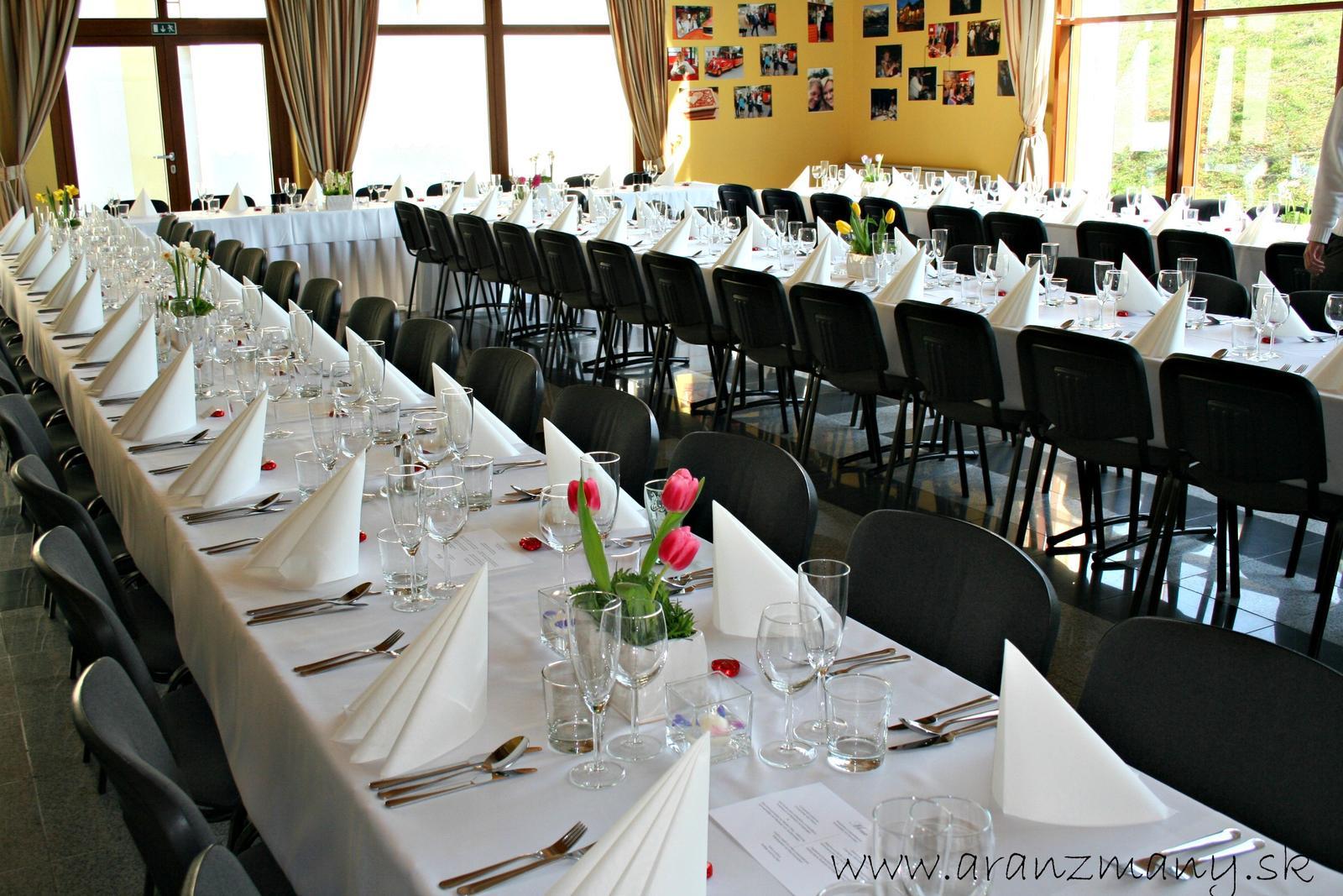 Jarná svadba-Hotel Hradná Brána - Obrázok č. 5