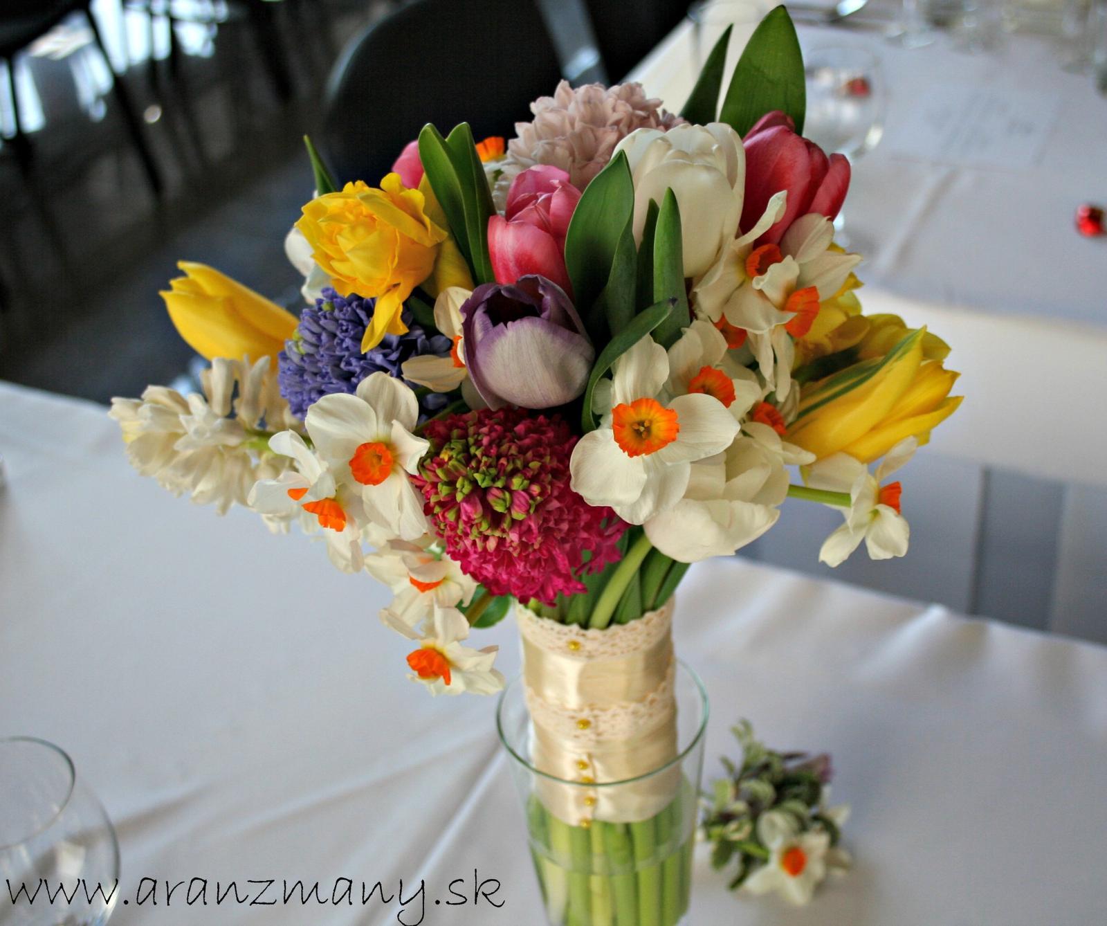 Jarná svadba-Hotel Hradná Brána - Obrázok č. 11