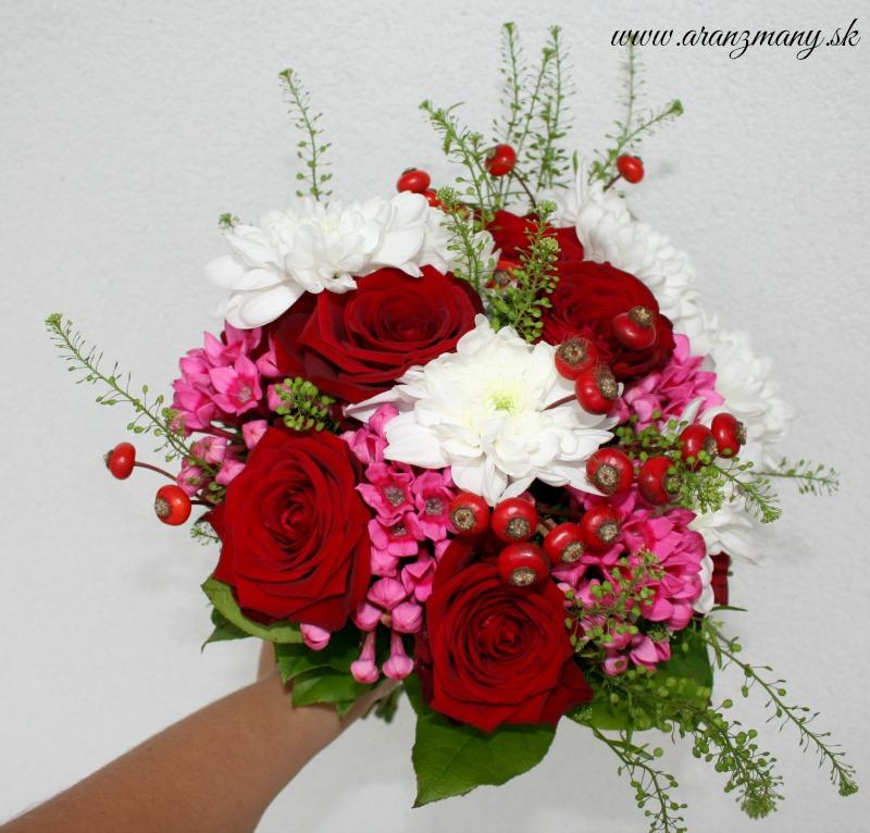 Gabriela Turanská - aranžmány - jesenná kytica