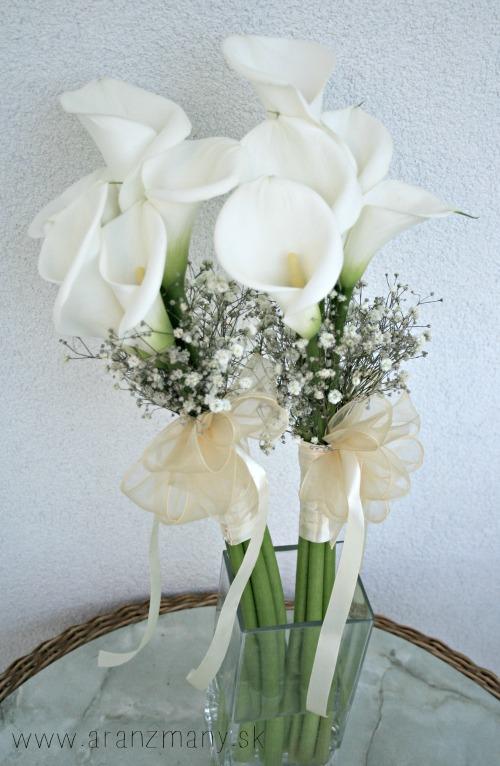 Glamélia - kytičky pre svadobné mamy