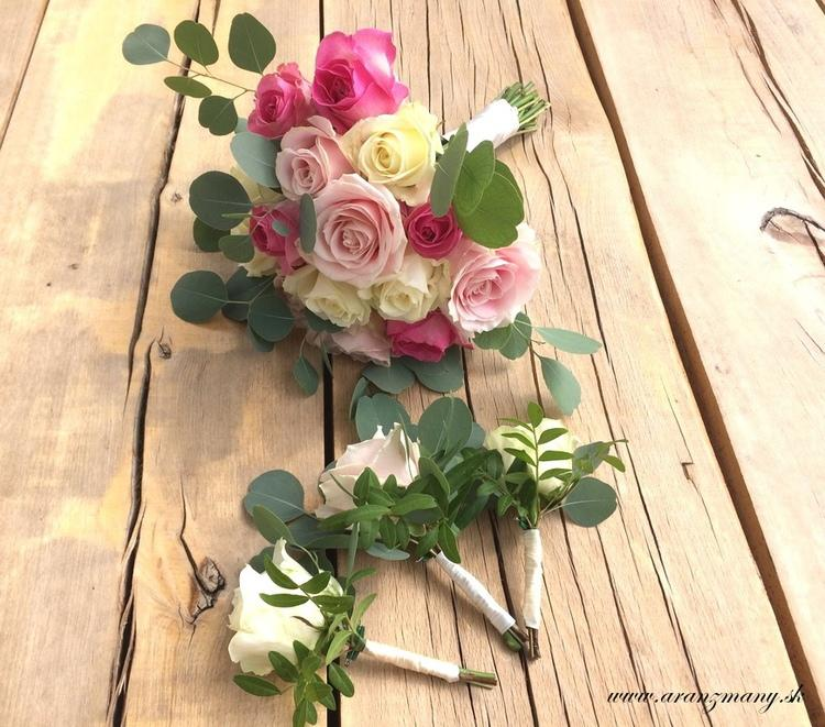 Pastelové ruže - Obrázok č. 1