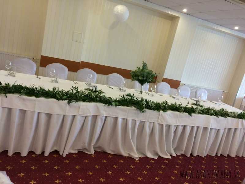 Greenery svadba - Obrázok č. 5
