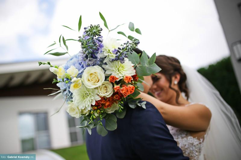 Gabriela Turanská - aranžmány - z folkovej svadby