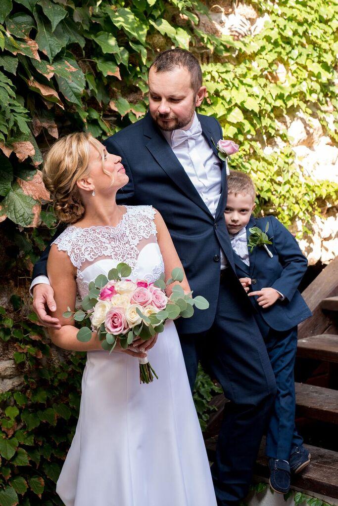 Pastelové ruže na jesennej svadbe - Obrázok č. 3