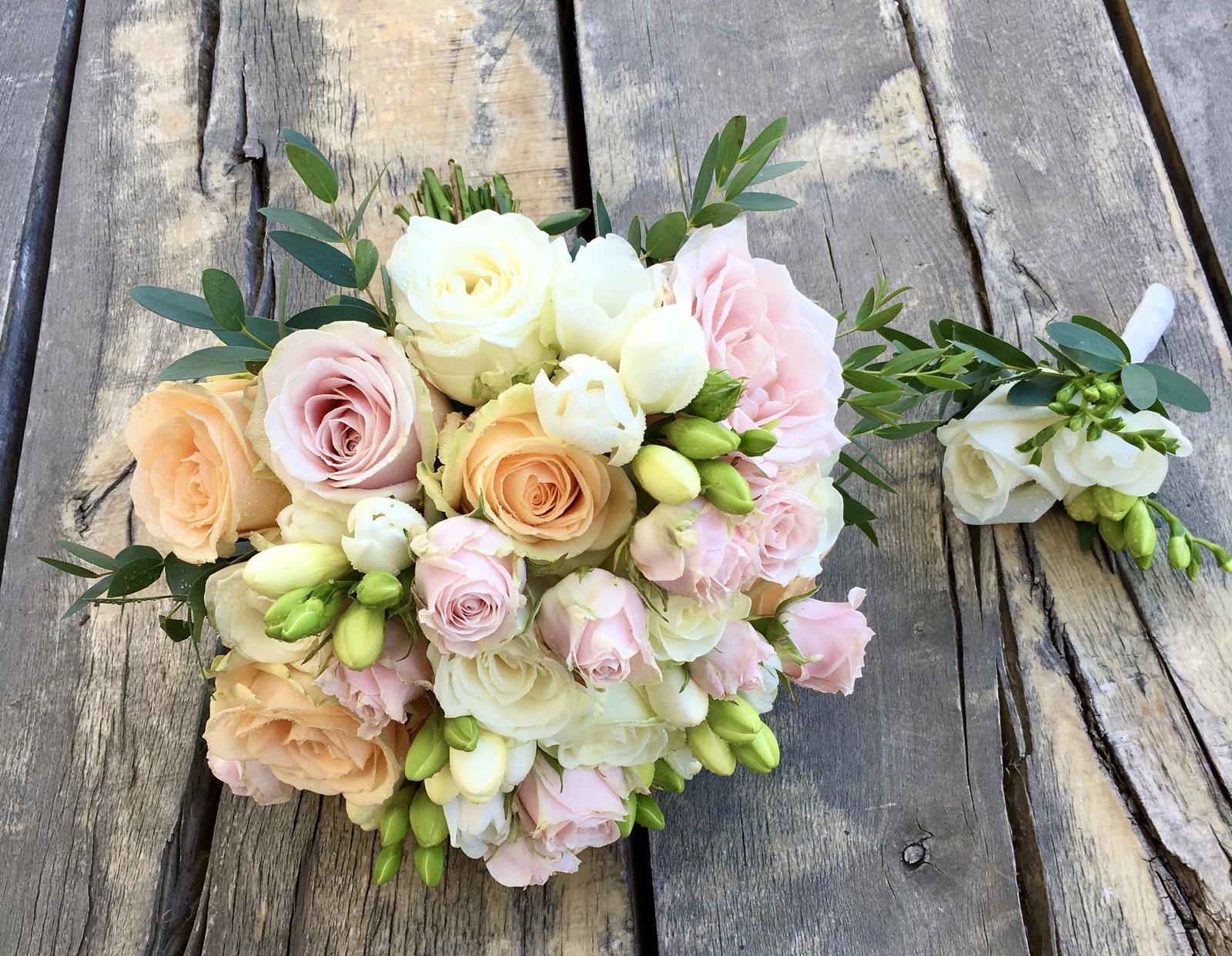 Letná pastelová svadba - Obrázok č. 2